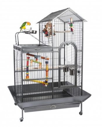 Angel Parrot Play Top Cage