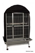 Rainforest Cages Parrot Cage Cover Open