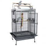 Santos playtop parrot cage