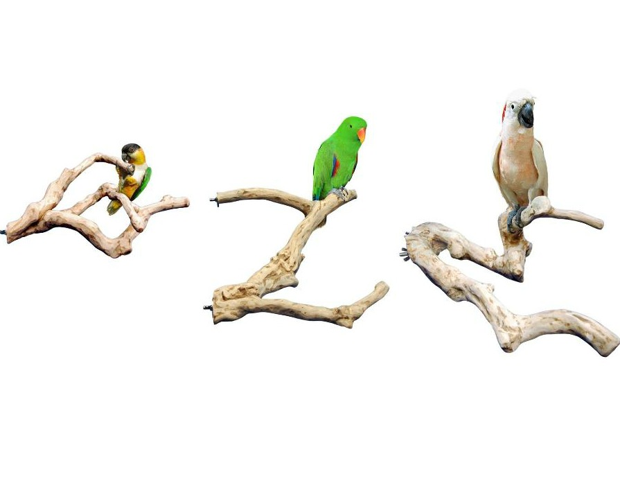 Java Wood for Birds