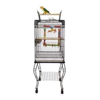 Bird cage on stand Gamma