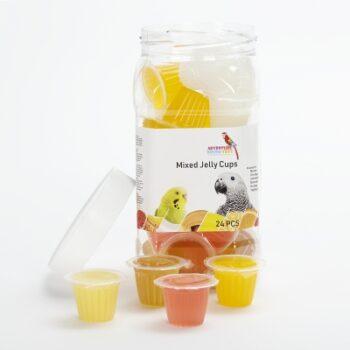 Jelly Pots x 24 mixed