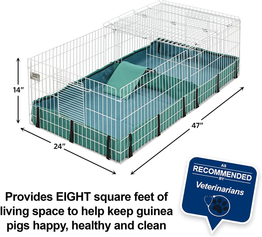 Guinea Pig Cage Midwest Plus