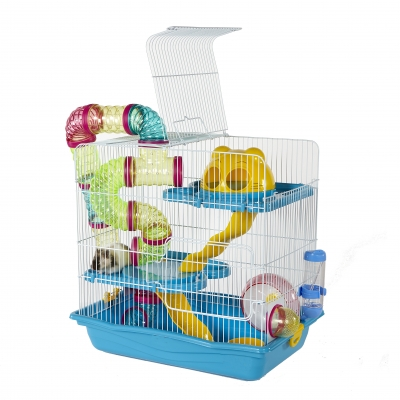 Henry Explorer 2 Pink or Blue Small Pet Cage